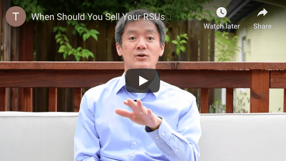 When should you sell Restricted Stock Units?