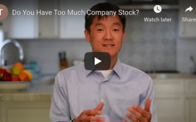 Do you have too much company stock?