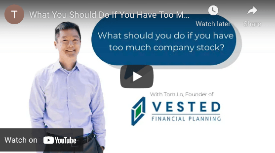 What Should You Do If You Have Too Much Company Stock?