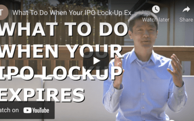 What to Do When My IPO Lock-Up Expires?